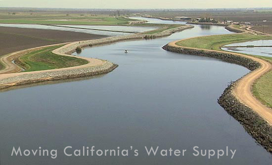Moving California's Water Supply