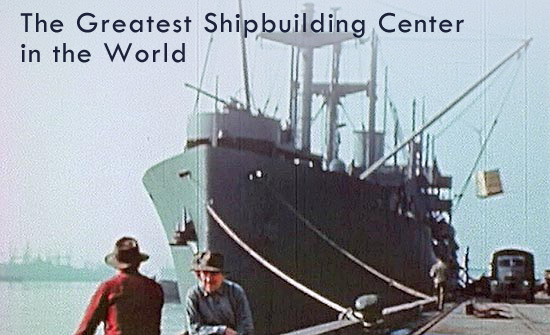 The Greatest Shipbuilding Center in the World